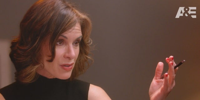A&E anchor Elizabeth Vargas explored how the sex industry has changed over the years. — A&E