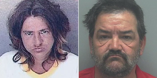 Twenty-one years after 35-year-old Thelma Storrs, left, was found murdered in Lee County, Fla., Luis Nieves, 52 was charged with the homicide after cold case detectives said they recently received a tip in the case.