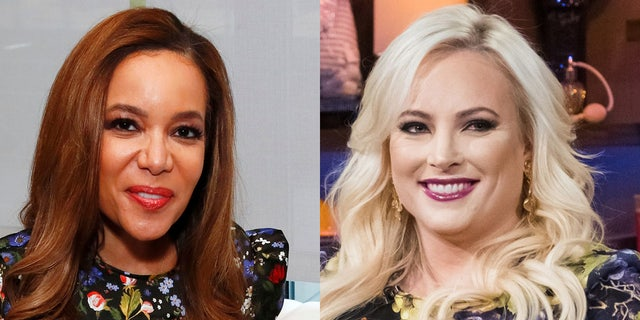 Westlake Legal Group Sunny-Hostin-mccain Julian Assange's arrest draws fierce reactions on 'The View' Mariah Haas fox-news/person/meghan-mccain fox-news/entertainment/the-view fox-news/entertainment/media fox news fnc/entertainment fnc article 6bd556b4-d7e4-5924-8159-72dbb8e9b9fb