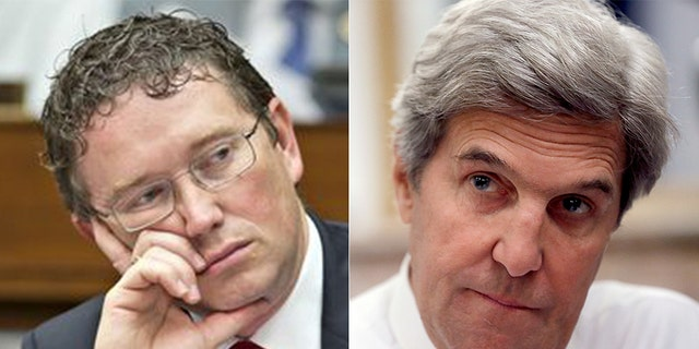 Westlake Legal Group Thomas-Massie-John-Kerry-AP-Reuters John Legend slams GOP lawmaker Thomas Massie for mocking John Kerry's political science degree Tyler McCarthy fox-news/entertainment/genres/political fox news fnc/entertainment fnc c45ffc47-5a93-5e99-a3ee-e8804319fda7 article