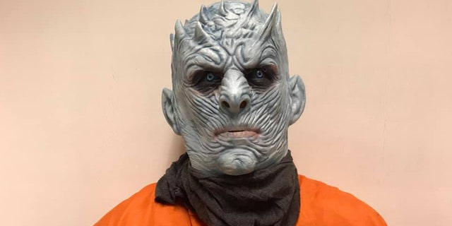 "Trondheim Police in Norway ""arrested"" the Night King from HBO's ""Game of Thornes"" for a satirical post celebrating the hit show's final season."