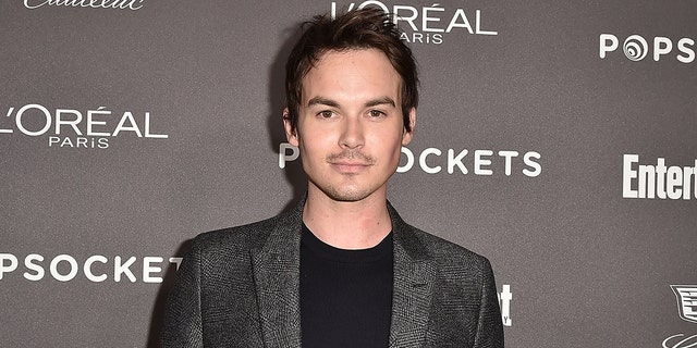 LOS ANGELES, CA - JANUARY 26: Tyler Blackburn attends the Entertainment Weekly Pre-SAG Party Arrivals at Chateau Marmont on January 26, 2019 in Los Angeles, California. (Photo by David Crotty/Patrick McMullan via Getty Images)