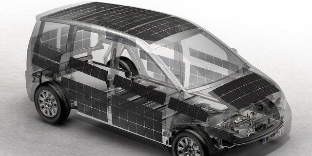 Westlake Legal Group Untitled-4 Solar powered car gets the green light Gary Gastelu fox-news/auto/attributes/innovations fox-news/auto/attributes/electric fox news fnc/auto fnc article af5badca-d395-5dc8-88d8-c5f344bdb4d2
