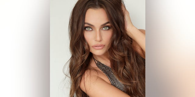 Miss USA Courtney Lynne Smits revealed actor Gary Sinise's book has inspired her. — Courtesy of Miss Virginia
