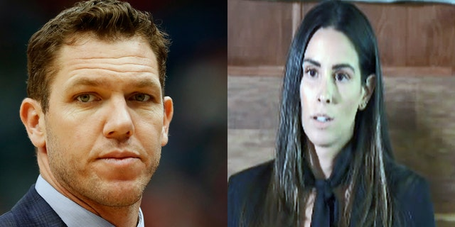 Former Los Angeles Lakers coach Luke Walton was accused of sexual assault by former reporter Kelli Tennant.