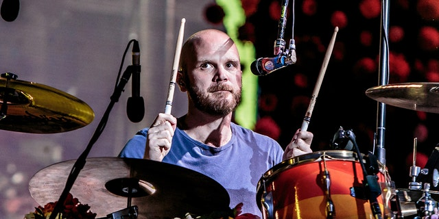 Will Champion of Coldplay had a guest cameo during the infamous Red Wedding on 'Game of Thrones.'