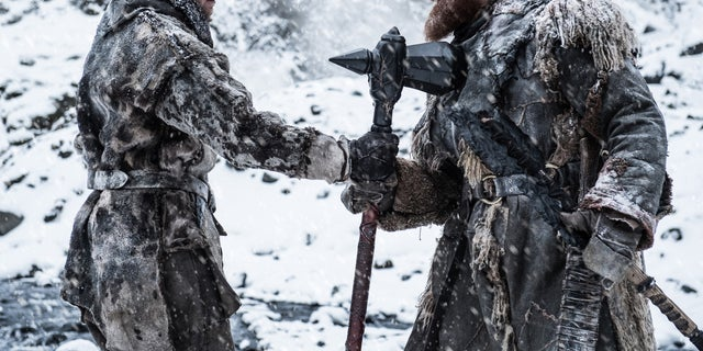 'Game of Thrones' actor Joe Dempsie revealed his secret to staying alive on the hit HBO drama