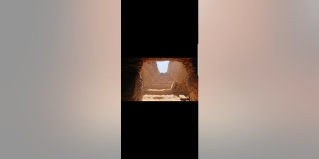 Westlake Legal Group ancient-egypt-mystery-man-1 Ancient tomb of mysterious man discovered in Egypt fox-news/science/archaeology/ancient-egypt fox news fnc/science fnc Chris Ciaccia article 95e959b2-a85c-553e-8fe1-ee91295b2c82