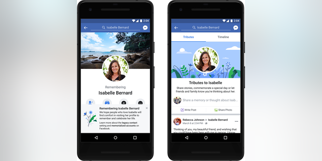 Facebook said it will use artificial intelligence to stop sending birthday reminders on behalf of the deceased