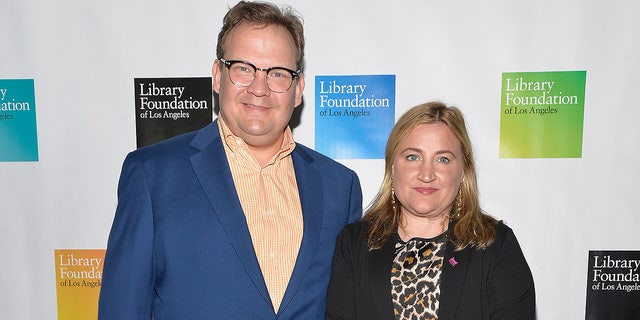 Andy Richter and Sarah Thyre have split after 27 years together.