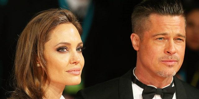 Angelina Jolie has since dropped Brad Pitt's last name.