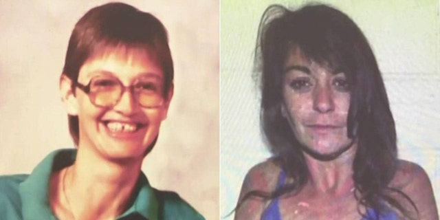 For years cold box detectives in League City, Tex., knew Audrey Cook, left, and Donna Prudhomme, right, as Jane and Janet Doe. Cops trust they were a victims of a sequence killer.