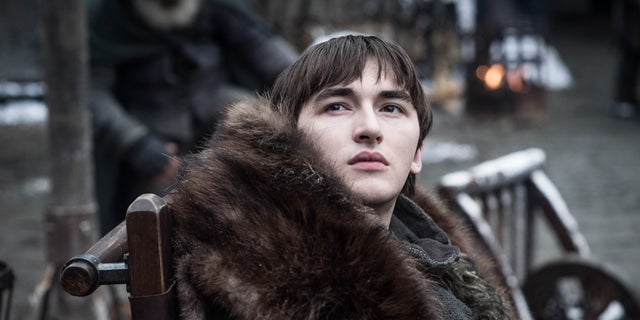'Game of Thrones' star Isaac Hempstead Wright explained the difficult time he had keeping the show's secrets.