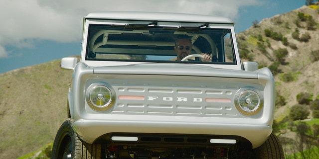 Westlake Legal Group b1 Electric Ford Bronco revealed with shocking price Gary Gastelu fox-news/auto/style/trucks fox-news/auto/style/suv fox-news/auto/make/ford fox-news/auto/attributes/innovations fox-news/auto/attributes/electric fox news fnc/auto fnc article 259545db-8b7d-5274-8a4c-59cda1a65c2a