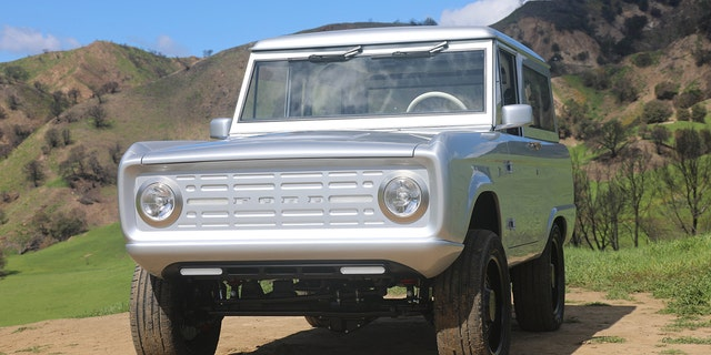 Electric Ford Bronco Revealed With Shocking Price Fox News