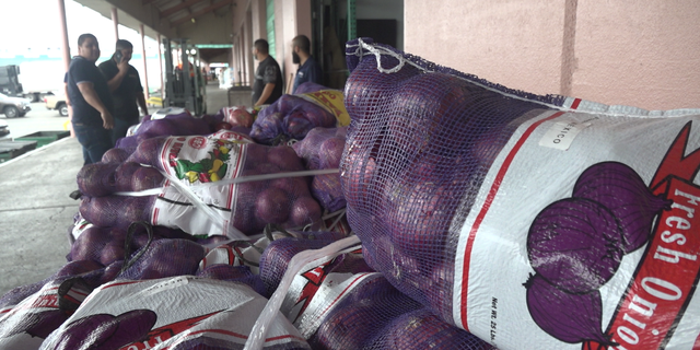 Over the past three weeks, distributor Amore Produce truck drivers carrying that produce have seen up to three times the wait at the border, stuck in sometimes 15 hours of log-jam traffic to cross into the US with the produce in their trucks. Duran said their truck drivers are seeing only one or two gates open at the border.