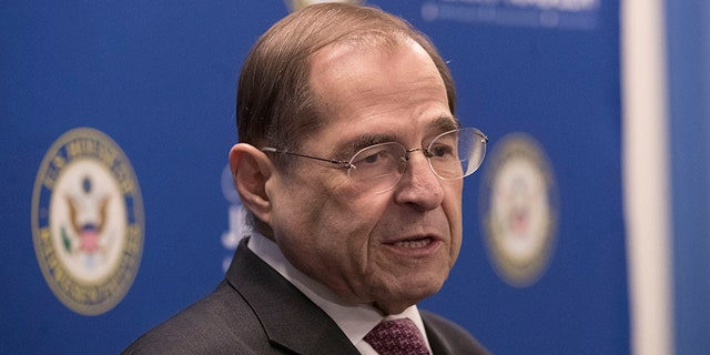 Westlake Legal Group b8507c79-jerrold-nadler Kellyanne Conway on Nadler's threat to arrest White House officials over subpoenas: 'Congress needs to calm down' Greg Norman fox-news/topic/fox-news-flash fox-news/politics/executive/white-house fox-news/person/william-barr fox-news/person/robert-mueller fox news fnc/politics fnc cdd2761c-09fa-5ea4-b34c-8c68524cfa10 article