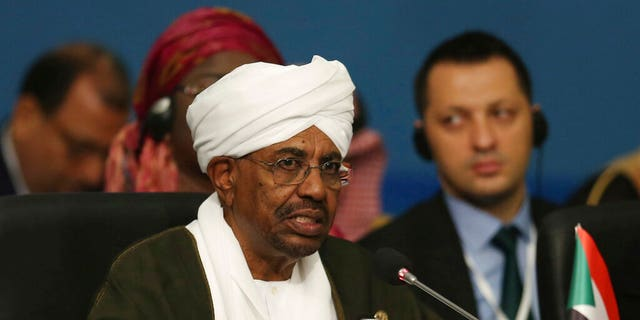 Sudanese President Omar al-Bashir is wanted by the International Criminal Court for genocide and crimes against humanity for genocide in Darfur.