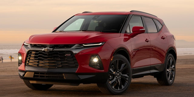 Chevy removes Mexican-made Blazer from Detroit baseball field after backlash