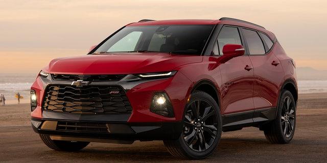 2019 Blazer is the newest SUV Chevrolet.
