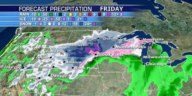 Westlake Legal Group blizzard3 'Historic' blizzard may drop up to 2 feet of snow across Central US, cause 'life-threatening' travel conditions Travis Fedschun fox-news/weather fox-news/us/us-regions/west/colorado fox-news/us/us-regions/midwest/south-dakota fox-news/us/us-regions/midwest/nebraska fox-news/us/us-regions/midwest/minnesota fox-news/us/us-regions/midwest fox-news/us/disasters fox news fnc/us fnc article 7b0f4a5b-47ff-51b6-aacd-649ccb531512