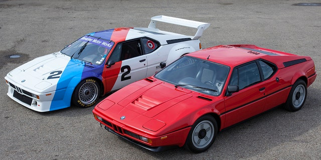 BMW built just 453 M1s.