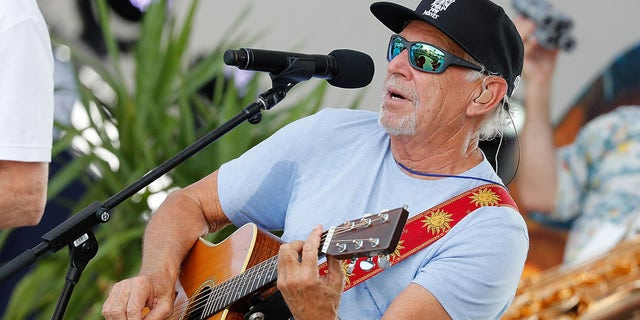 Jimmy Buffett's old 1972 Chevrolet El Camino SS is for sale and