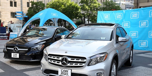 One hundred car-sharing Benzes stolen in Chicago fraud scheme
