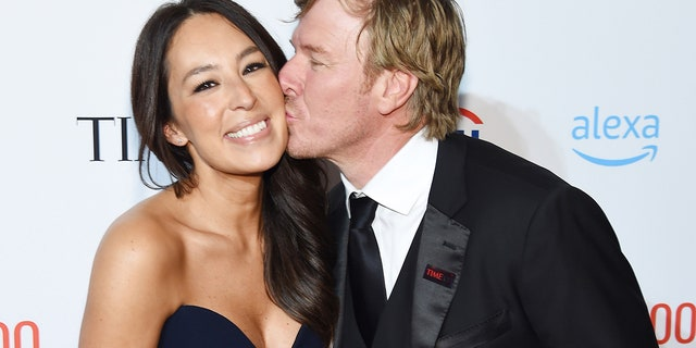 Joanna Gaines and Chip Gaines attended the TIME 100 Gala 2019 at Lincoln Center in New York City. (Photo by Larry Busacca/Getty Images for TIME)