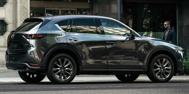 Westlake Legal Group cx Mazda is finally doing diesel with 2019 CX-5 SUV Gary Gastelu fox-news/auto/style/suv fox-news/auto/make/mazda fox-news/auto/attributes/diesel fox news fnc/auto fnc e8d5ac16-b975-5bf8-b8b2-9dbdf29d9b42 article