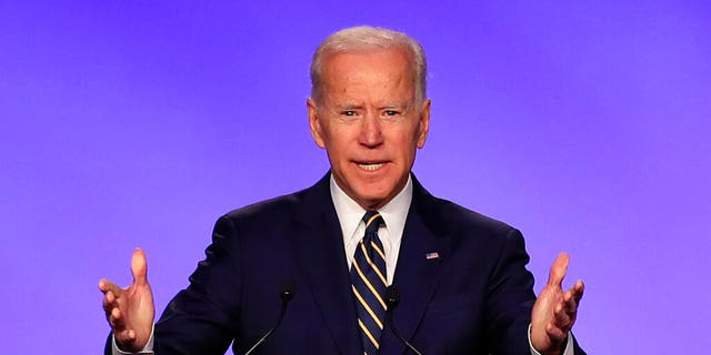 Biden's campaign launch had The View co-hosts gushing. (AP Photo/Manuel Balce Ceneta)