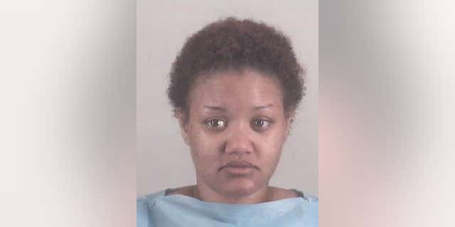 Halle Marie Murry, 25, was arrested for allegedly causing the death of her 6-week-old daughter and blaming it on her 3-year-old son.