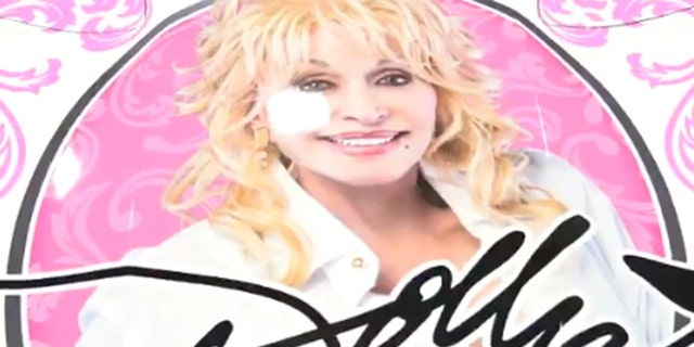 Dolly Parton racecar to debut at Bristol Motor Speedway
