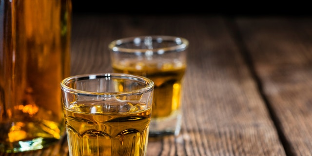 The booze most recommended in the shot category was Jack Daniel's whiskey.
