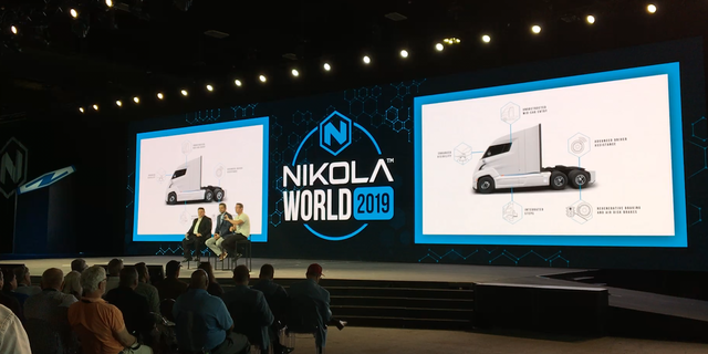 Milton started the Nikola Motor Company in his basement and now is hoping to contribute to the clean, renewable-energy movement via trucking worldwide.
