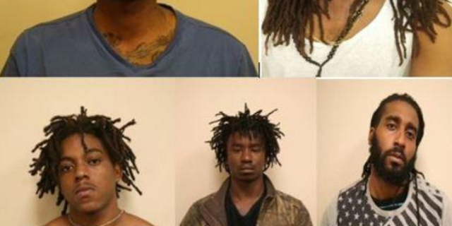 Five members of the Gangster Disciples street gang were convicted of multiple felony charges, including murder and participating in criminal street gang activity.