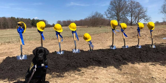 The North Central region, which serves 14 states, will soon have a brand new facility.