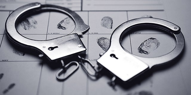 The woman was reportedly able to slip out of her handcuffs by dislocating her thumb and pinkie finger.