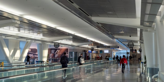"""A former airport employee told KTVU that she went everywhere with a """"buddy"""" in the early hours of her shifts – apparently as a safety precaution – given the amount of homeless people she'd encounter, especially during bad weather."""