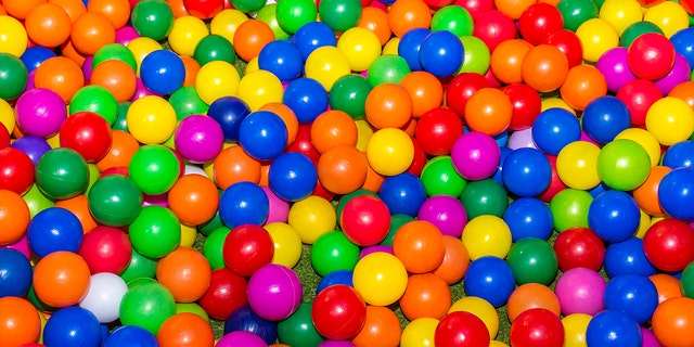 The researches found the ball pits they studied contained disease-causing microorganisms.
