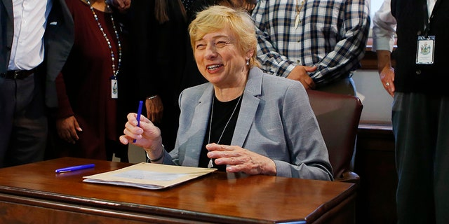 Westlake Legal Group janet-mills Maine legislators push to remove 'he' and 'him' from state's laws and replaced with gender-neutral terms Greg Norman fox-news/us/us-regions/northeast/maine fox-news/topic/fox-news-flash fox-news/politics/state-and-local fox news fnc/politics fnc article 785dfa52-67f3-55d6-b69c-a1643ee449db