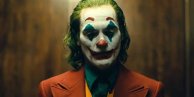 "Joaquin plays Arthur Fleck in ""Joker."""