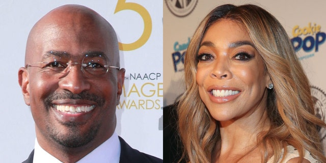 "Van Jones appeared on ""The Wendy Williams"" show on Tuesday."