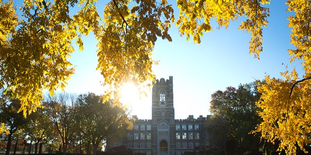 Fordham student dies after fall from campus clock tower