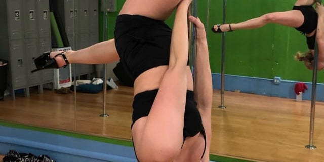 Westlake Legal Group lili Lili Reinhart shows off her pole dancing skills while filming 'Hustlers' Mariah Haas fox-news/entertainment/movies fox news fnc/entertainment fnc article 1f583bc9-3cc1-518f-88f3-a6e50a2a5cf7