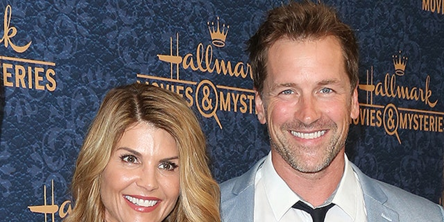 """Lori Loughlin's """"When Calls the Heart"""" co-star Paul Greene says the cast and crew of the Hallmark show have to choose their words carefully in light of the college admissions scandal."""