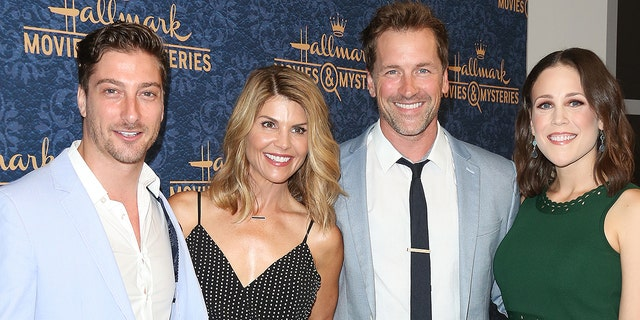 Westlake Legal Group lori-loughlin-when-calls-the-heart-paul-greene-hallmark Lori Loughlin gets support from 'When Calls the Heart' co-star amid college admissions scandal Jessica Sager fox-news/topic/college-admissions-scandal fox-news/person/lori-loughlin fox-news/entertainment/tv fox-news/entertainment/events/scandal fox news fnc/entertainment fnc f6c80d47-ad00-5cea-93f9-7372f0a78d1d article