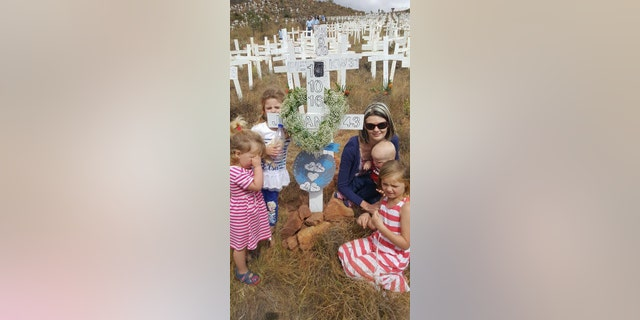 Mariandra Heunis, a mother of four and survivor of a South African farm attack that killed her husband, turns to Washington to draw awareness.