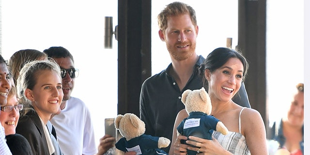"""Markle, who's expecting her first child with Prince Harry any day now,has been dubbed""""Duchess Difficult""""by some overseas media outlets."""