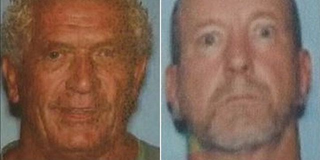 Stanley Stephens and Donald Luallen are charged with arson in connection with a fire to Stephens former mansion.